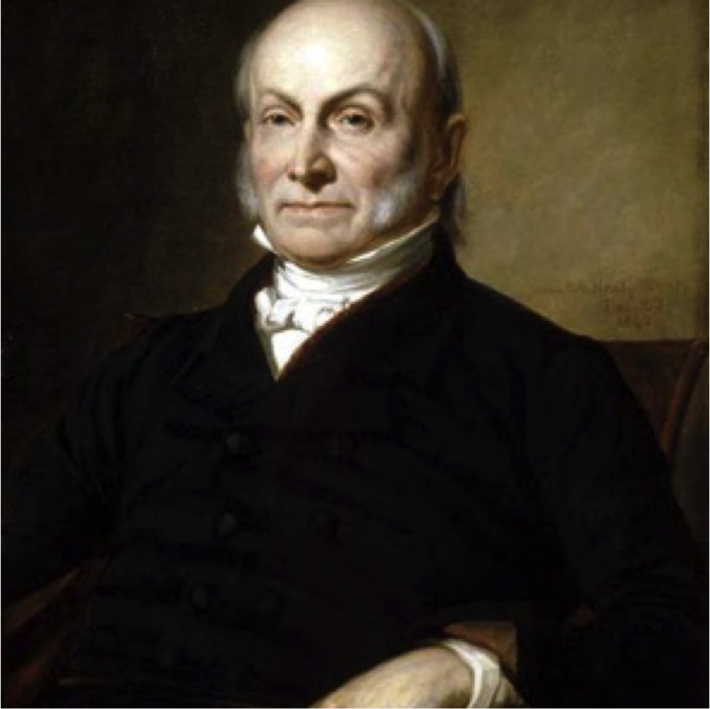 the influence of john quicy adams on the history of the united states But he thinks the united states not only needs to be a commercial state  in the  will of john quincy adams (article 16, dated: jan  adams wanted to build  american power at home before trying to wield american influence abroad  he  had a two volume history on john quincy adams, the first of which.
